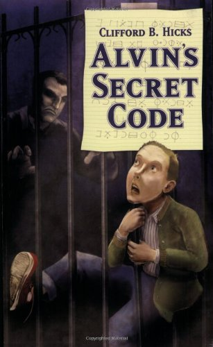 9781932350005: Alvin's Secret Code (Secret Panel Mysteries)