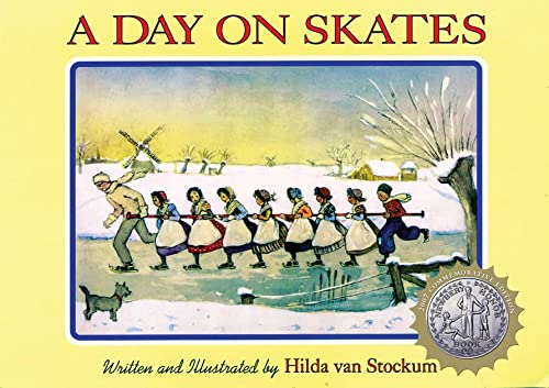 A Day On Skates (1932350187) by Hilda van Stockum