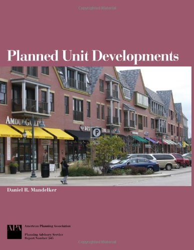 9781932364415: Planned Unit Developments
