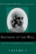 9781932370355: Doctrine of the Will.