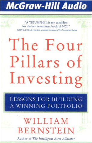 9781932378016: The Four Pillars of Investing: Lessons for Building a Winning Portfolio