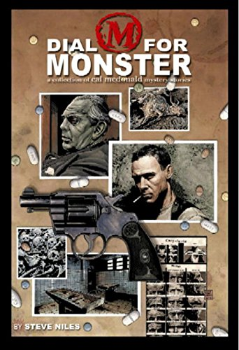 9781932382051: Dial M For Monster: A Collection Of Cal McDonald Mystery Stories