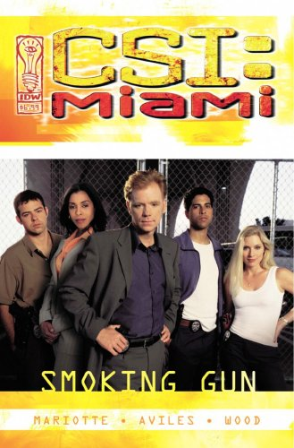 9781932382105: CSI Miami: Smoking Gun