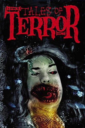 9781932382310: IDWs Tales Of Terror: v. 1