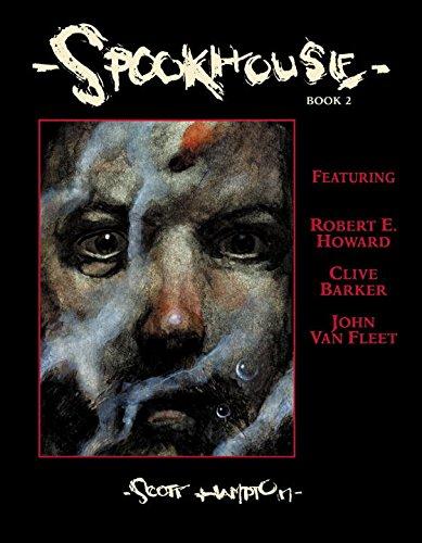 Spookhouse Volume 2: Hampton, Scott; Various