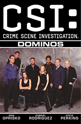 9781932382433: CSI: Crime Scene Investigation--Dominos, Vol. 4 (CSI: Crime Scene Investigation (IDW))