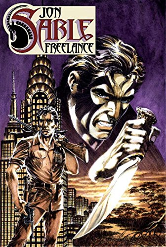 The Complete Mike Grell's Jon Sable, Freelance: Volume One