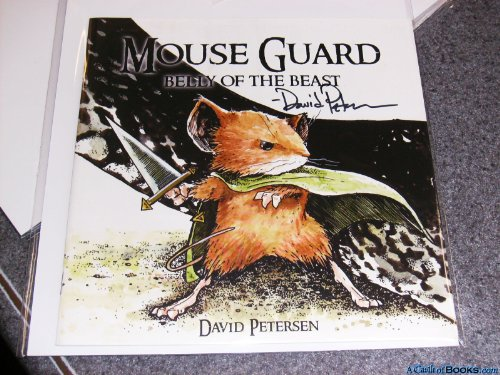 Mouse Guard: Belly of the Beast (Mouse: David Petersen