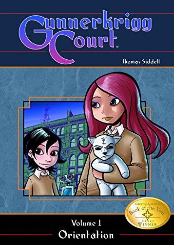 9781932386349: Gunnerkrigg Court Volume 1: Orientation