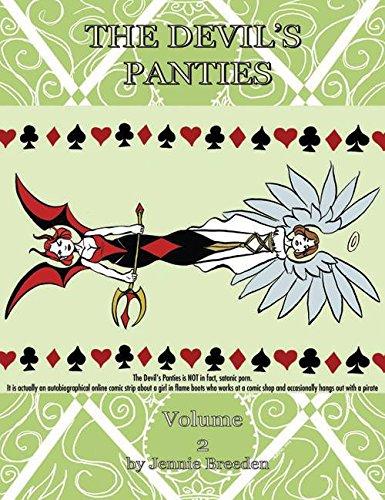 9781932386363: The Devil's Panties Volume 2 (v. 2)