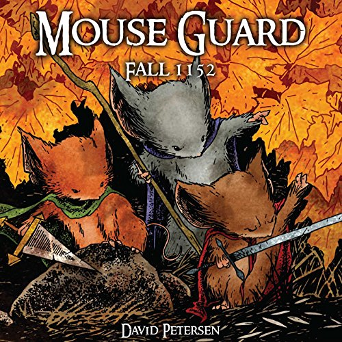 9781932386578: Mouse Guard 1: Fall 1152