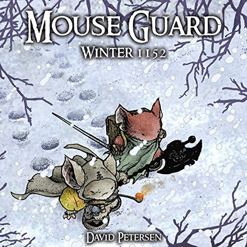 9781932386745: Mouse Guard: Winter 1152