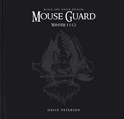 9781932386813: Mouse Guard Volume 2: Winter 1152 Black and White Edition