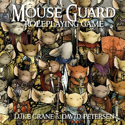 9781932386882: Mouse Guard Roleplaying Game