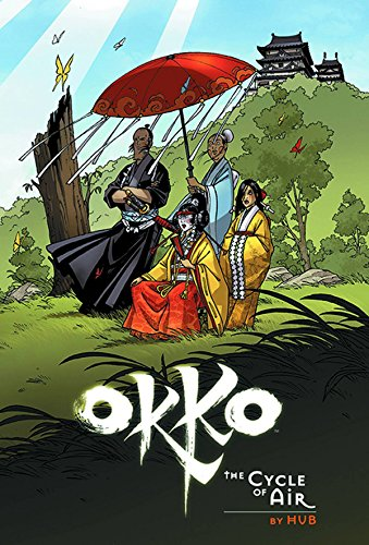 9781932386929: Okko Volume 3: The Cycle of Air