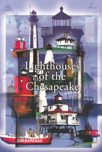 9781932387735: Lighthouses of the Chesapeake