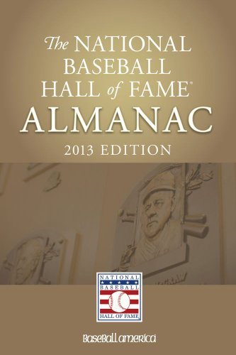 The National Baseball Hall of Fame Almanac