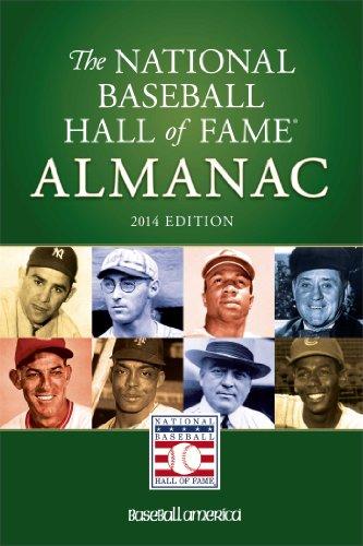 9781932391527: 2014 National Baseball Hall of Fame Almanac