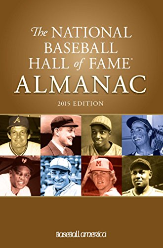 9781932391589: 2015 National Baseball Hall of Fame Almanac
