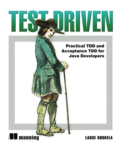 9781932394856: Test Driven: TDD and Acceptance TDD for Java Developers