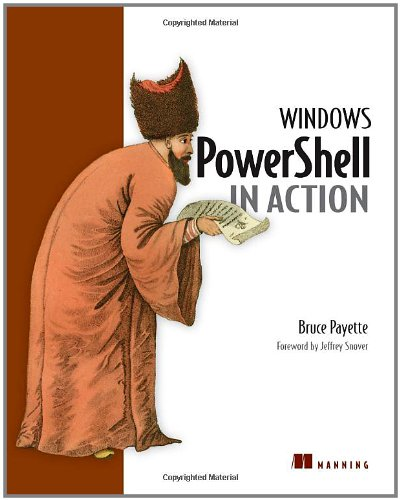 9781932394900: Windows PowerShell in Action
