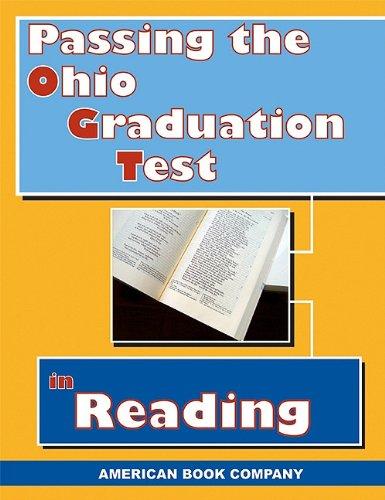 9781932410853: Passing the Ohio Graduation Test in Reading