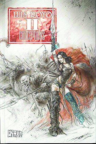 Luis Royo Conceptions Volume 2