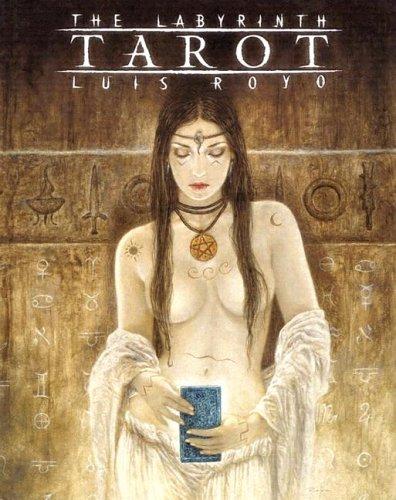 9781932413243: The Labyrinth Tarot