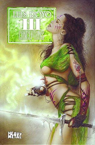 9781932413397: Luis Royo Conceptions Volume 3 (Luis Royo Conceptions Hc)