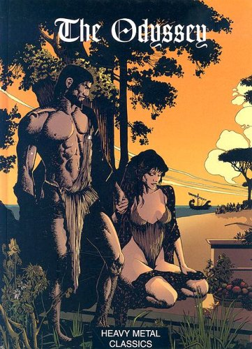 The Odyssey: Navarro, Franco; Sauri,