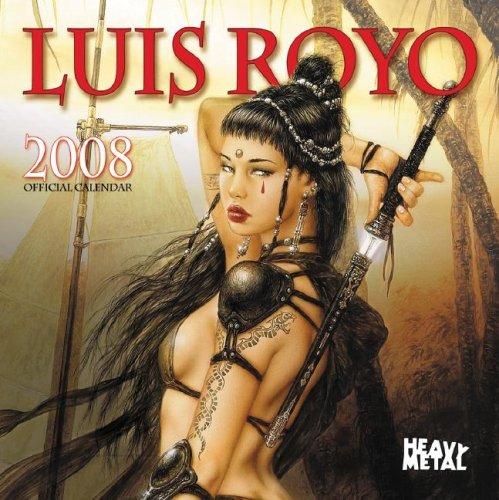 9781932413748: Luis Royo Official Calendar