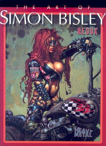9781932413793: The Art of Simon Bisley Redux
