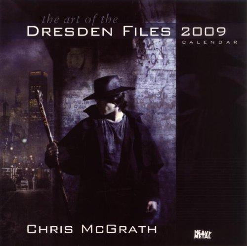 9781932413960: Dresden Files 2009 Calendar