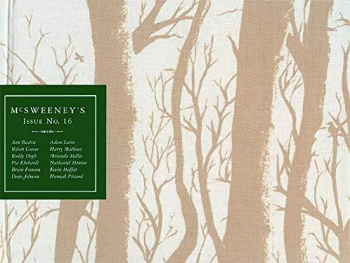 McSweeney's Issue 16 (McSweeney's Quarterly Concern): Editors of McSweeney's