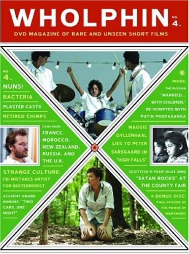 9781932416718: Wholphin No. 4: A DVD Magazine of Rare and Unseen Short Films