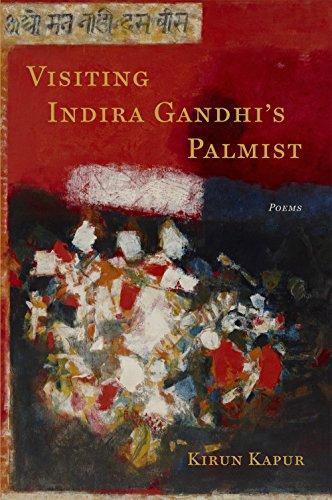9781932418521: Visiting Indira Gandhi's Palmist