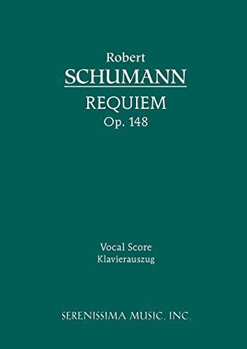 9781932419153: Requiem, Op. 148: Vocal Score (Latin Edition)