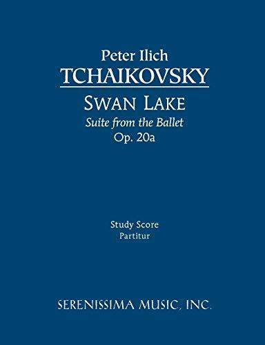 9781932419313: Swan Lake Suite, Op. 20a - Study Score