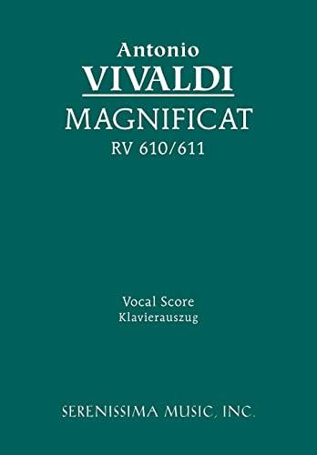 Magnificat, RV 610/611: Vocal score (Latin Edition): Antonio Vivaldi