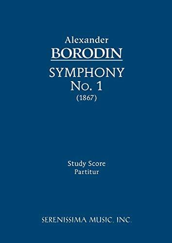 9781932419726: Symphony No.1: Study score