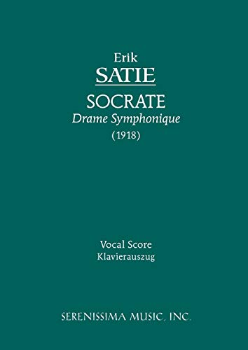 9781932419733: Socrate: Vocal score (French Edition)
