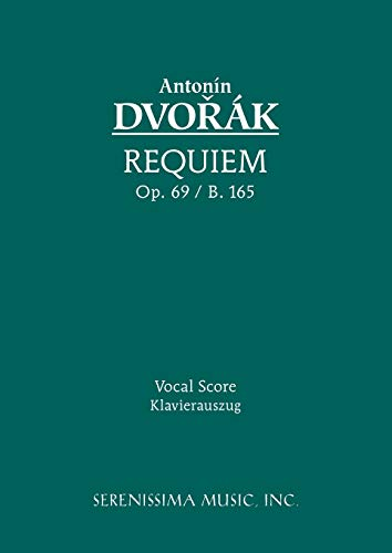 Requiem, Op. 89 / B. 165 -
