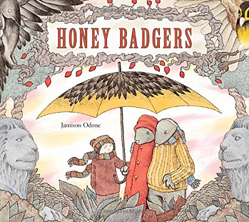 Honey Badgers: Odone, Jamison