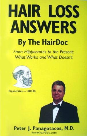 9781932428346: Hair Loss Answers by the Hairdoc