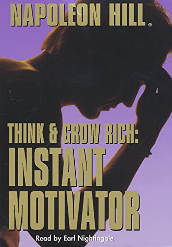 9781932429152: Think and Grow Rich: Instant Motivator