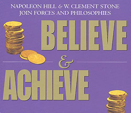 9781932429183: Believe and Achieve
