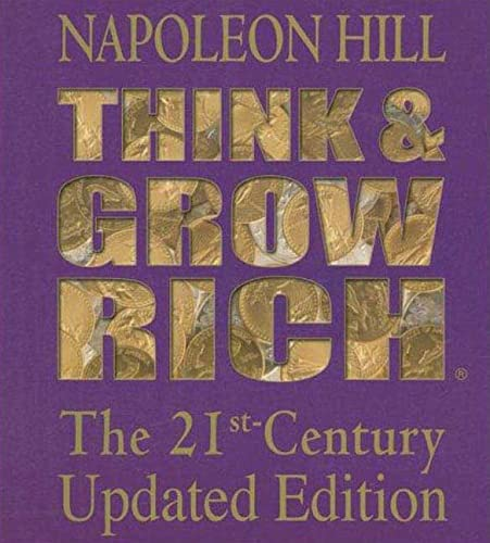 9781932429350: Think and Grow Rich: The 21st-Century Updated Edition