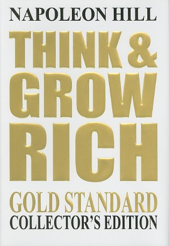 9781932429657: Think and Grow Rich Gold Standard