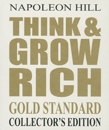 9781932429664: Think and Grow Rich Gold Standard