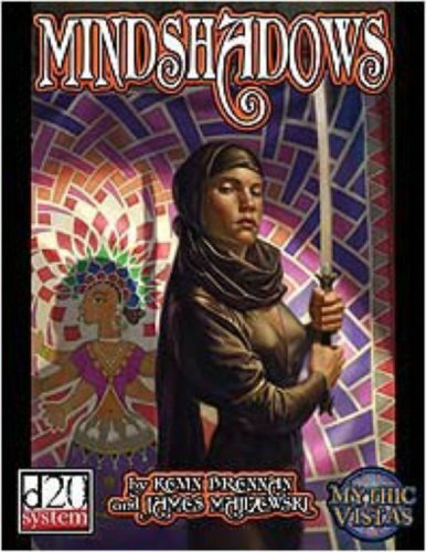 9781932442007: Mythic Vistas: Mindshadows (d20 Fantasy Roleplaying Campaign Setting)